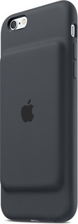 Apple iPhone 6s Smart Battery Case Charcoal Gray