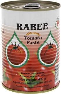 Rabee Tomato Paste 400 Gm