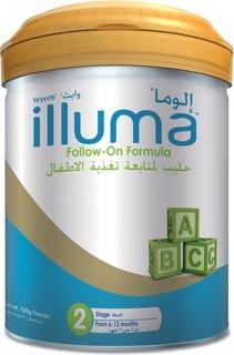 Nestl Wyeth Illuma Stage 2 Follow-On Formula Milk 720g