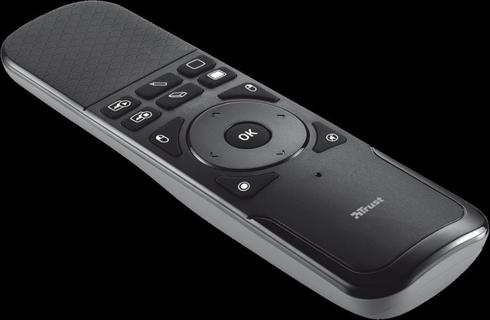 prez. shine. TRUST Wireless Touchpad Presenter