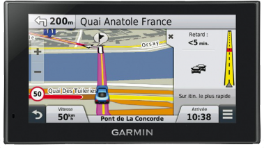 Garmin Nuvi 2689 LM with Mena and Europe Map