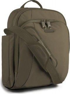 Pacsafe Metrosafe 250 GII Anti-Theft Shoulder Bag, Jungle Green