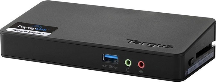 Targus ACP076EUZ - USB 3.0 SuperSpeed Docking Station 675