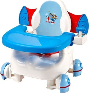 Geoby Booster Chair Blue