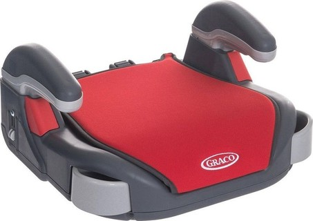 Graco Booster Basic Car Seat Pomperian Red