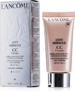 Lancome City Miracle CC Cream SPF 50