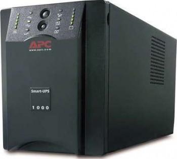 APC Smart-UPS XL 1000VA USB & Serial 230V - SUA1000XLI