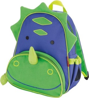 SkipHop Zoo Backpack, Dinosaur