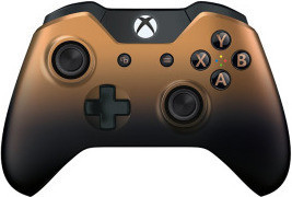 Microsoft Microsoft Wireless Controller (Xbox One, Copper Shadow)