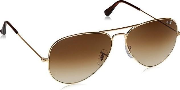 Ray ban Ray-Ban Aviator Classic Unisex Sunglasses Gold - RB3025-001 57-58 579