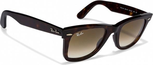 Ray Ban Original Wayfarer Classic Unisex Sunglasses Tortoise - RB2140-902 51-50 459