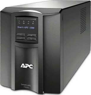 APC SMT1500I Smart-UPS,1000 Watts 1500 VA,Input 230V Output 230V, Interface Port SmartSlot, USB