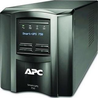 APC Smart-UPS,500 Watts 750 VA,Input 230V Output 230V, Interface Port SmartSlot, USB | SMT750I