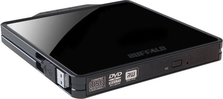 Buffalo DVSM-PC58U2VB-8x Portable DVD MultiDrive