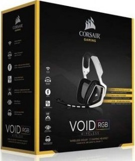 Corsair VOID Wireless 7.1 RGB Gaming Headset White | CA-9011145-NA