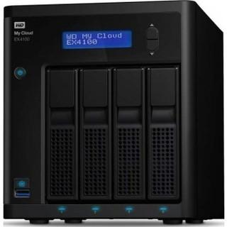 Western Digital WD My Cloud EX4100 16TB , Best Online Discounted Price