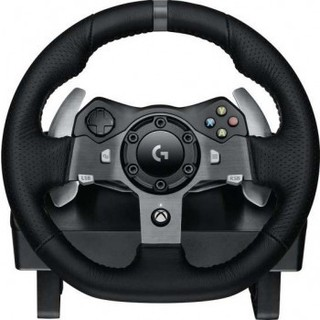 Logitech G920 Driving Force (Racing Wheel for XBOX one and PC)   941-000124