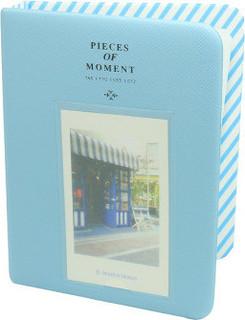 Fujifilm Fujifilm Pieces Of Moment Mini Book Album Blue - CAM-FJ-A-115-BL
