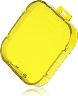 SJCAM SJCAM Professional Underwater Transparent Lens Filter (CAM-SJ-A-11-Y, Yellow)