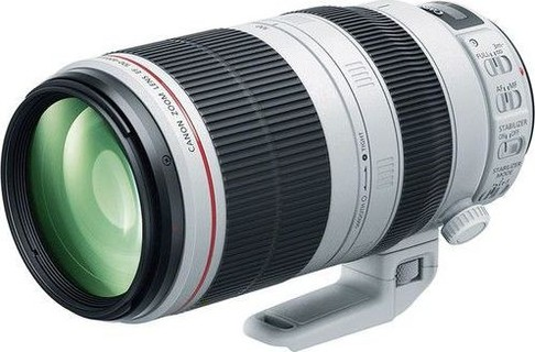 Canon EF 100-400mm f 4.5-5.6L IS II USM Lens