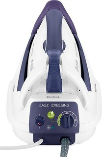 Tefal Steam Iron Easy Pressing - White and Purple [GV5245]