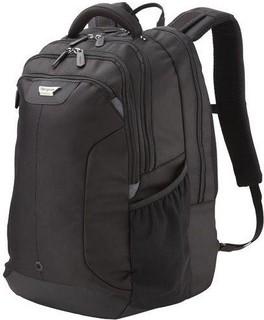 Targus Corporate Traveller Laptop Backpack, Black [CUCT02BEU]