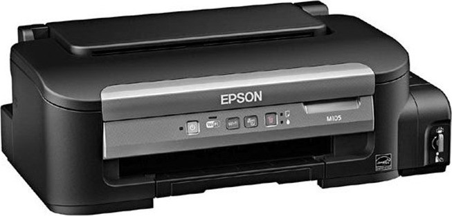 Epson M105 Workforce Monochrome Ink Tank System Printer