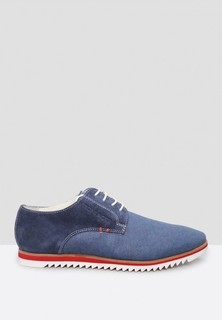 TONI ROSSI Casual Lace Up - Blue