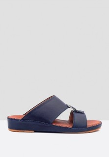 ChicShoes Traditional Arabic Sandal - Navy