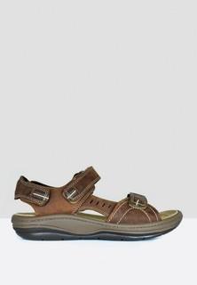 Salamander Trendy Floater Sandal - Brown