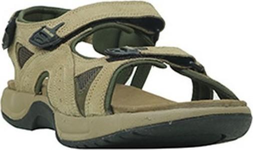 Woodland Casual Sandals For Men's Khaki 225
