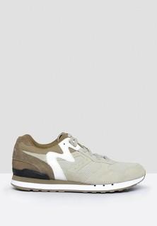 361 Degrees 360NE LUX Sneakers - Grey Brown