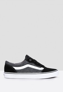 VANS Milton Sneakers - Black White