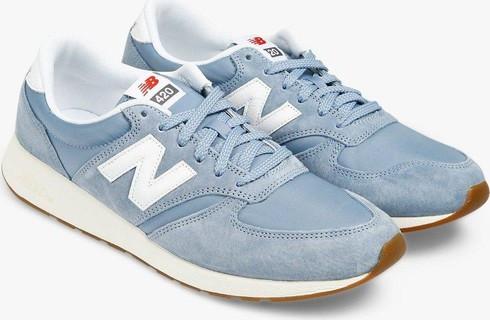 light blue new balance 420