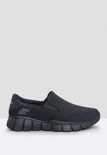 Skechers Equalizer 2.0 Slip Ons - Black