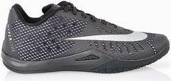 Nike HyperLive - Black (Black/Dark Grey/Cool Grey/Metallic Silver)