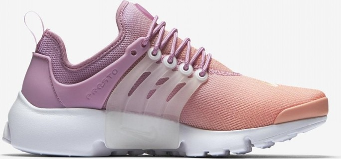 new styles cf8fa 06afe sweden nike sportswear. air presto ultra br baskets basses sunset glow white  7db8a 1e83c