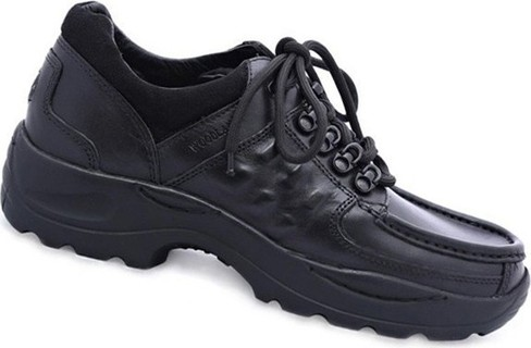 Woodland Casual Shoes Men's Black 259