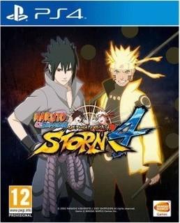 Bandai Namco Naruto Shippuden Ultimate Ninja Storm 4 for PS 4