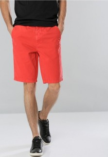 Brand Who Shortie - Red