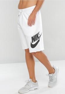 Nike Monk NSW FT GX Franchise Short - White