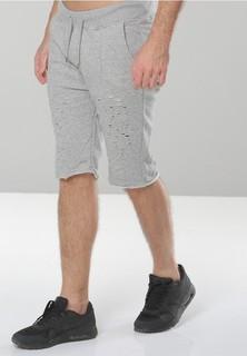 PROJECT X PARIS Project X Paris Cotton Shorts - Grey