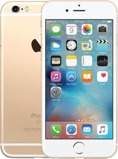 Apple iPhone 6S with Face Time 32 GB, 4G LTE, Gold