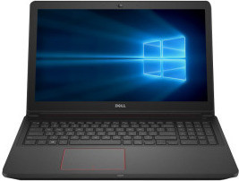 Dell Inspiron 15 7559 Intel Core I7, 15.6 inches, 1 TB HDD, Windows 10, BLACK