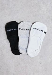 Skechers 3 Pack Inner Socks