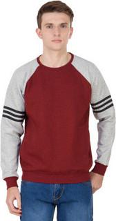 American-Elm Sweater, Maroon