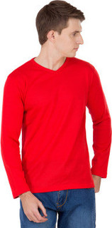 American-Elm Sweater, Red