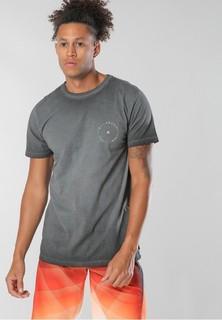 Billabong Hexxa Scope T-Shirt - Charcoal