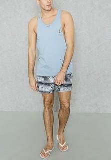 Seventy Five Tampa Swim Shorts