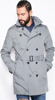Burton Belted Shower Resistant Trench Coat